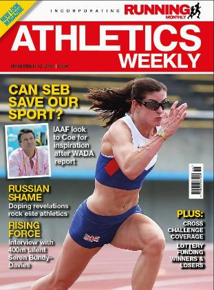 athletics-weekly-magazine
